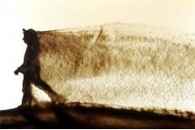 Рисование песком - Блиц масте…