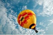 Полет на воздушном шаре. Арша…