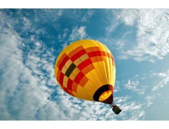 Полет на воздушном шаре. Аршан