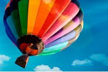 Полет на воздушном шаре для о…