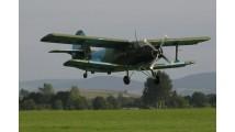 Полет в кабине самолета АН-2