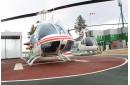 Прогулка на вертолете Robinson
