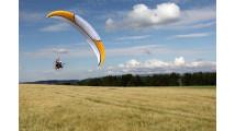 Полет на мотопараплане с инструктором