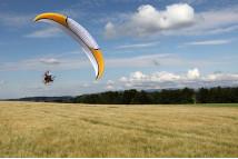 Полет на мотопараплане с инст…