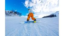Урок по сноуборду