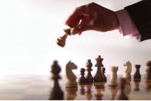 Игра в шахматы с чемпионом