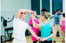 Индивидуальное занятие по бальным танцам