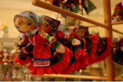 Мастер-класс по изготовлению кукол