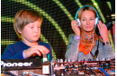 Мастер-класс в школе DJ!