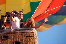 Полет на воздушном шаре для д…