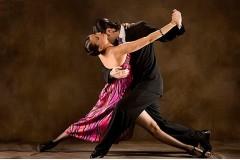 Танго. Танец страсти!