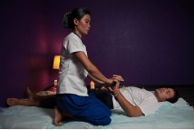 Классический тайский массаж