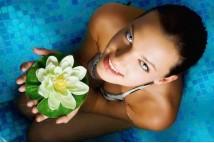 SPA для женщин. Цветок лотоса