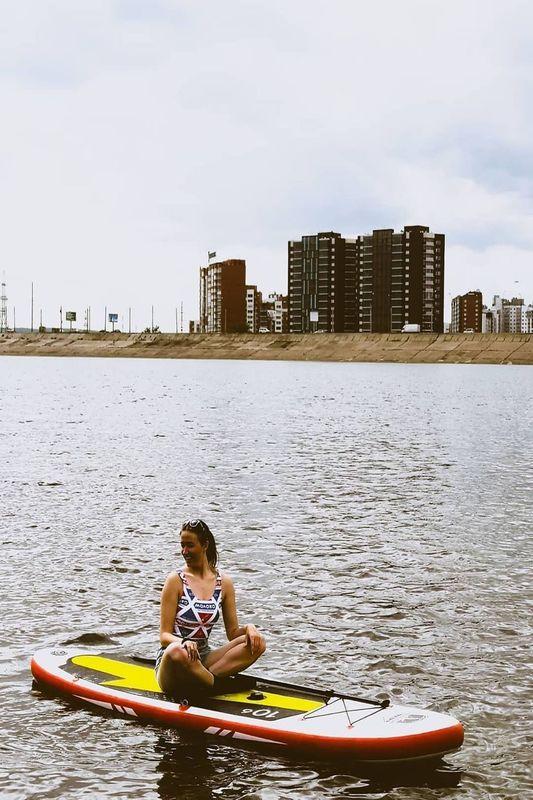 SUP — серфинг